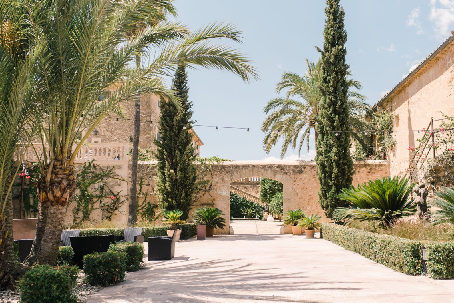 Beautiful Finca Wedding Mallorca