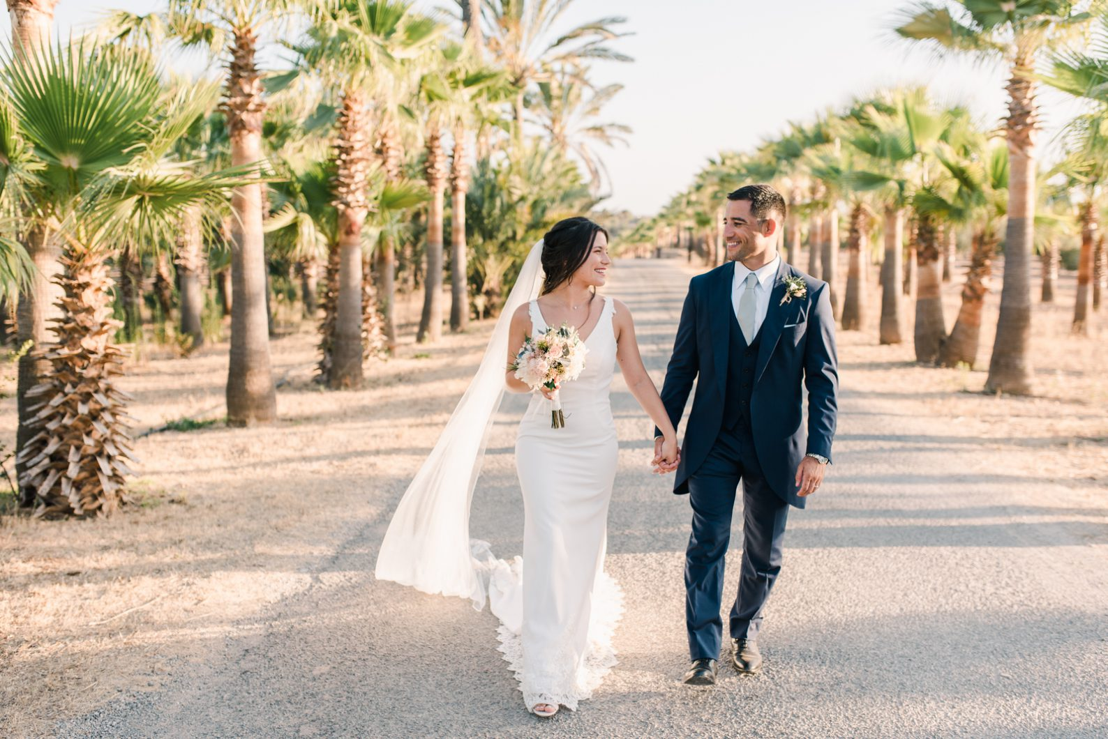 Finca Wedding Mallorca Bride Groom