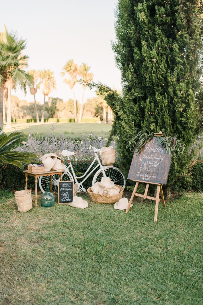 Finca Wedding Decoration Mallorca