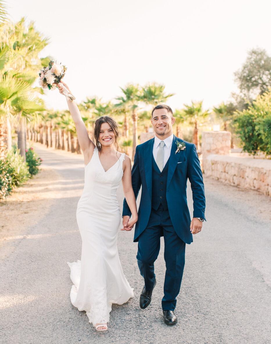 Hochzeitsfotograf Freie Trauung Mallorca Brautpaarshooting